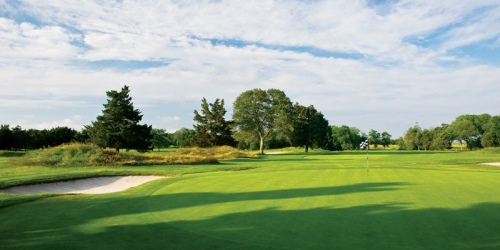 Seaview Hotel and Golf Club New Jersey golf packages