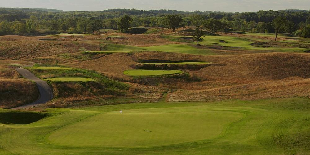 Erin Hills Introduces 5 Hole Loop
